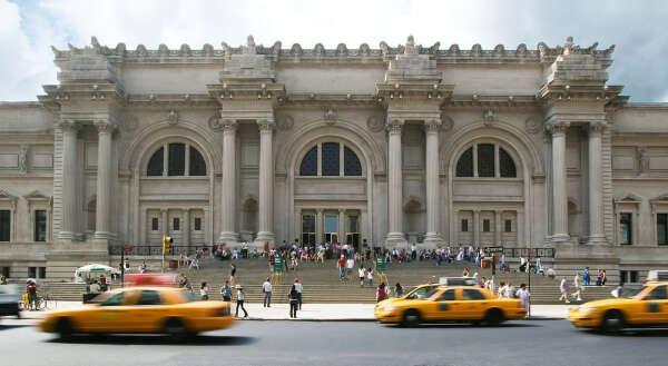 Посетить The Metropolitan Museum of Art