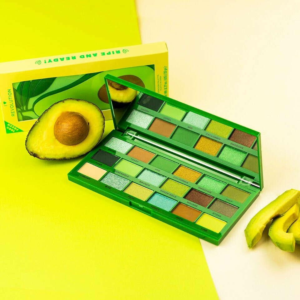 I♥Revolution   Tasty Palette Avocado