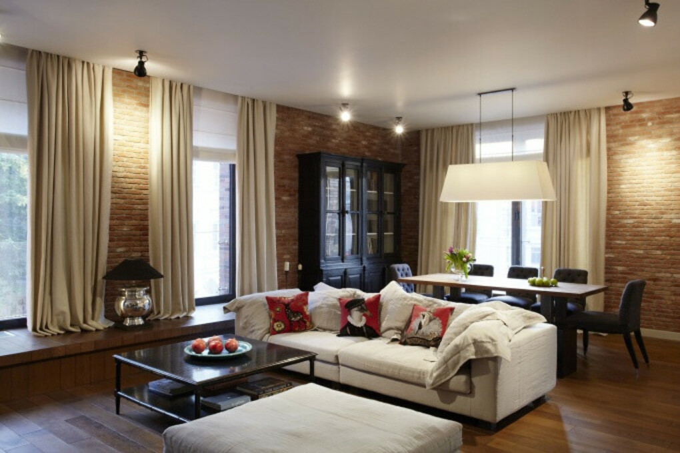 Большую квартиру