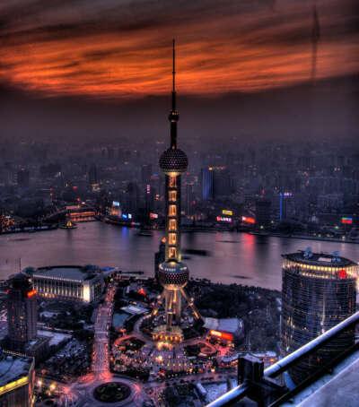 В Шанхай