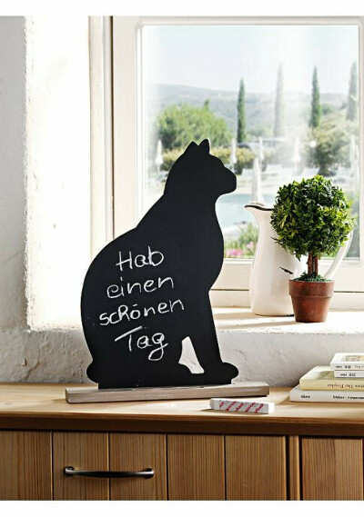 Доска для записей Кошка