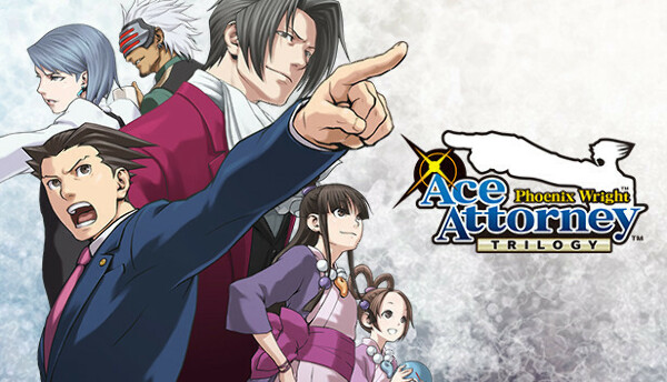 Save 50% on Phoenix Wright: Ace Attorney Trilogy on Steam