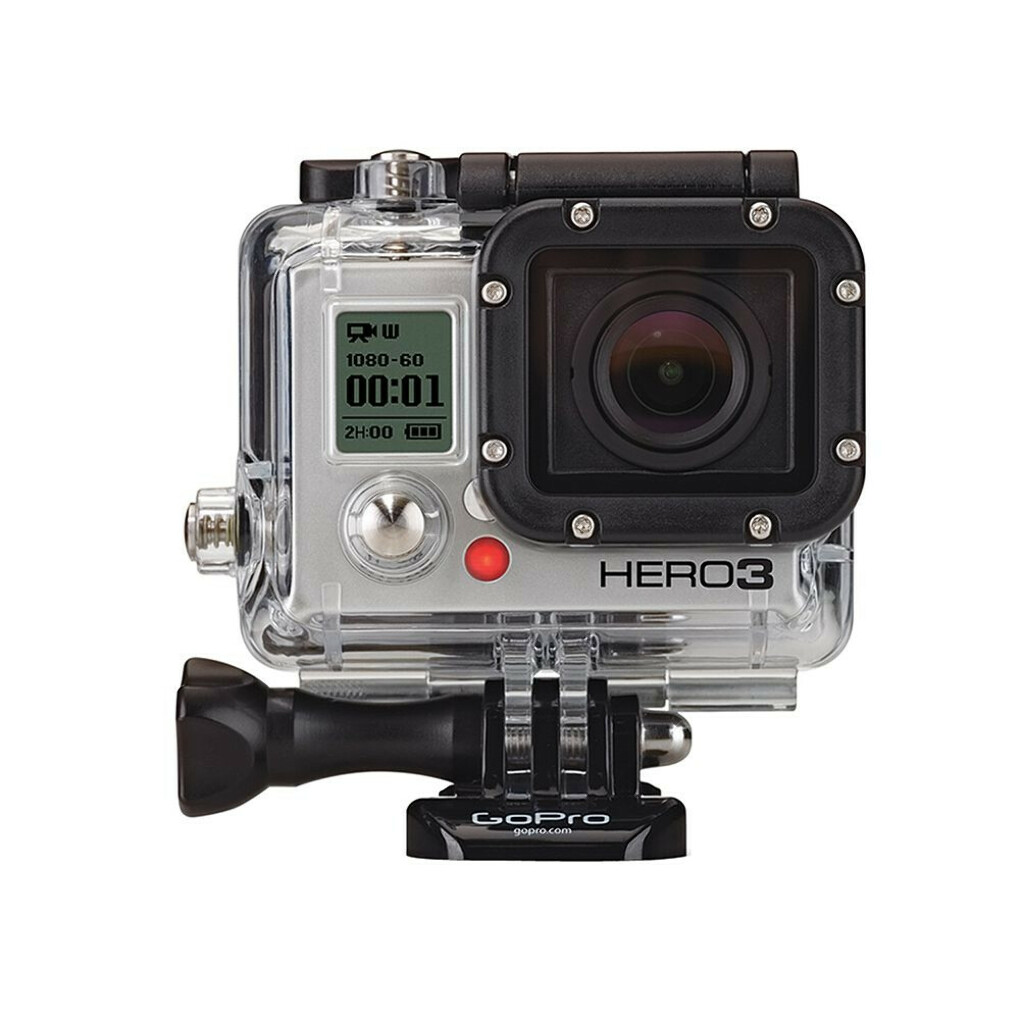 Экшн Камера GoPro HERO 3+ Plus Black Edition Megapack