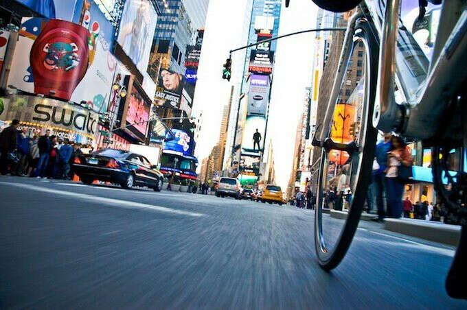 поездка по Европе на велосипеде