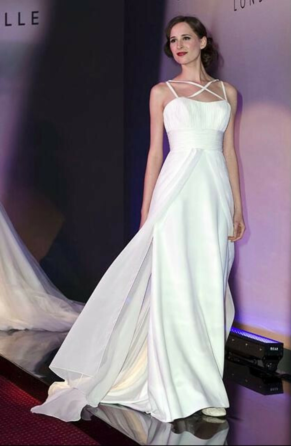 Gatsby long by Suzanne Neville Wedding Dress