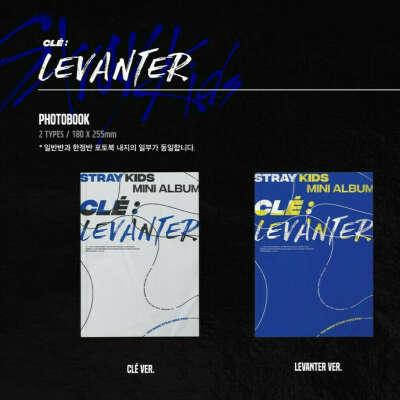 Альбомы Stray Kids — Levanter