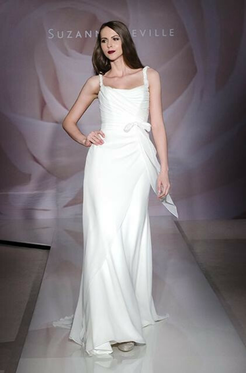 Athena by Suzanne Neville wedding dress