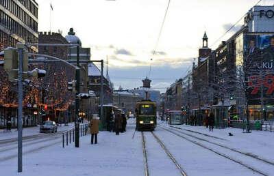 Остаться жить в Финляндии