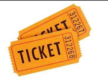 Билеты в театр - отличный подарок!