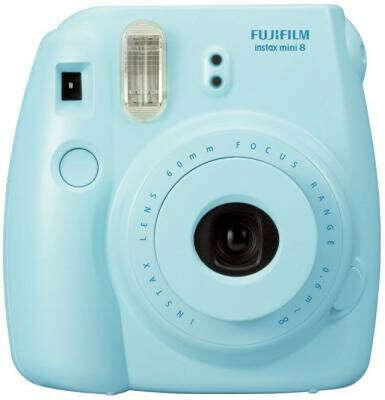 Вопрос о Fujifilm Instax Mini 8 (синий)