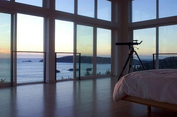 Шикарный вид из окна