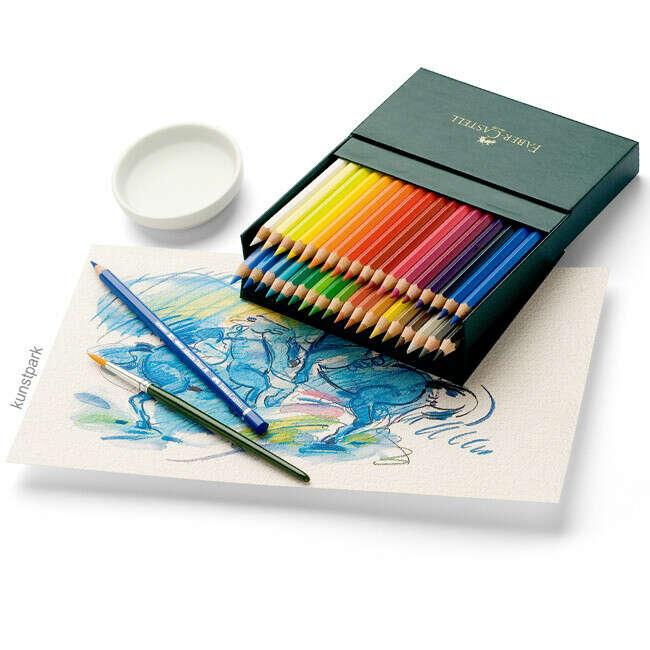 набор акварельных карандашей 72 и больше цветов