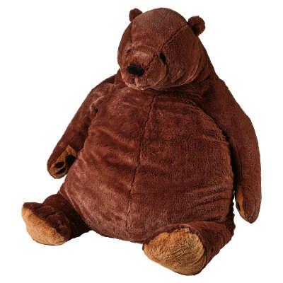 Икея  Мягкий медведь ДЬЮНГЕЛЬСКОГ