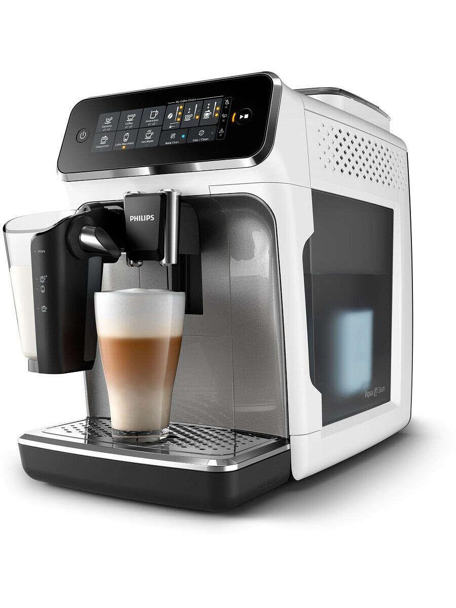 Автоматическая кофемашина Series 3200 EP3243/70 Philips 8294741 в интернет-магазине Wildberries.ru