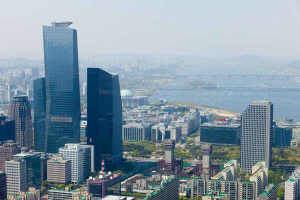 Южная Корея, Сеул.