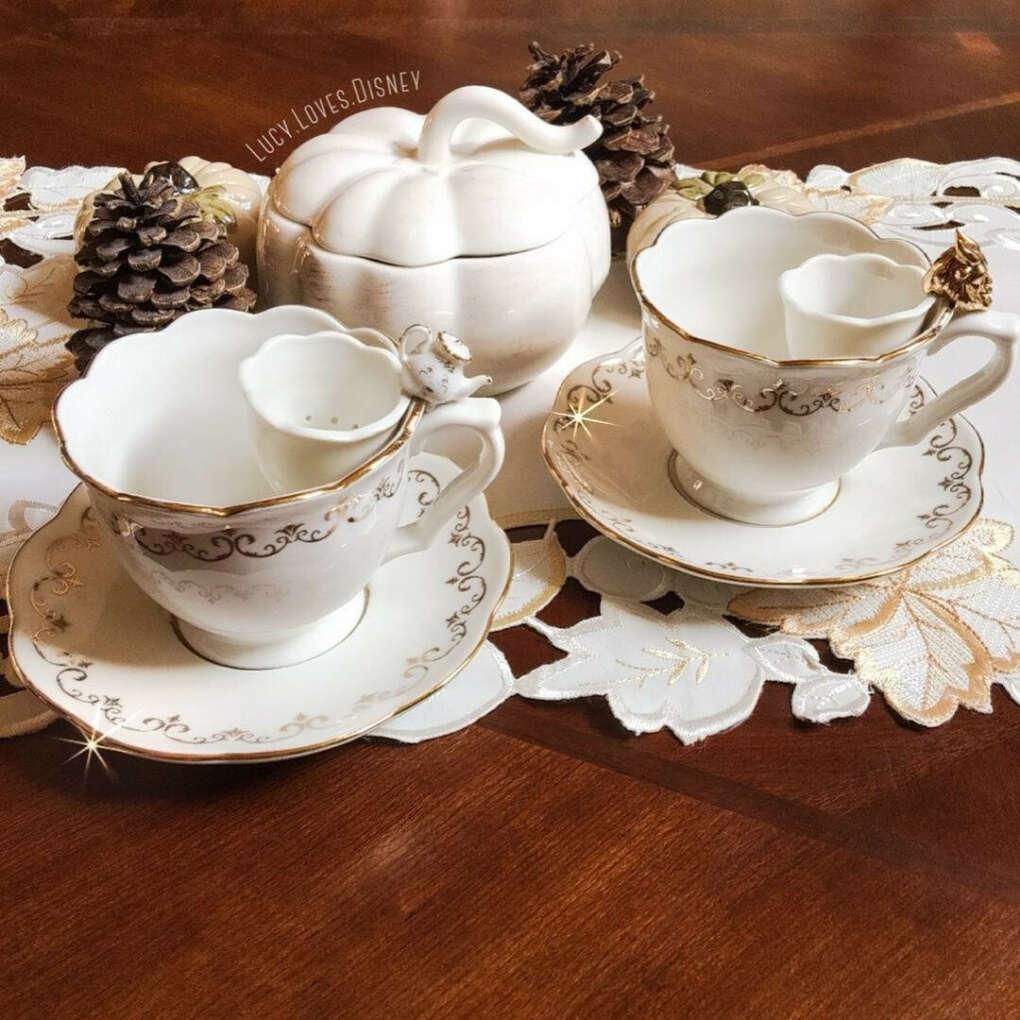 Милы чайный набор