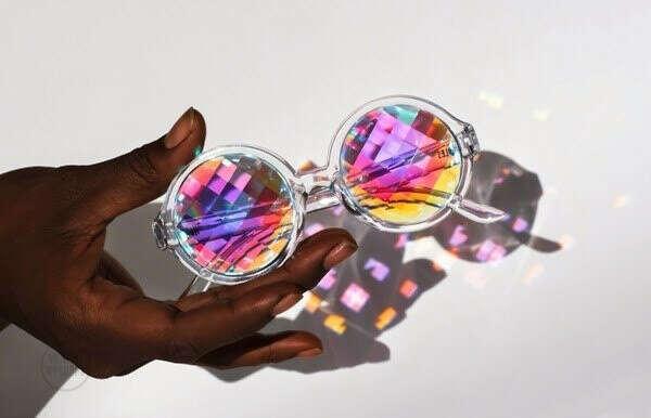 Очки-калейдоскопы от Yongxiang Diffraction Glasses