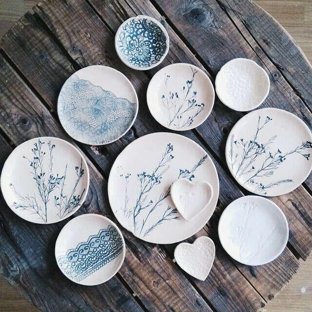 Посуда ручной работы Ceramic Forest