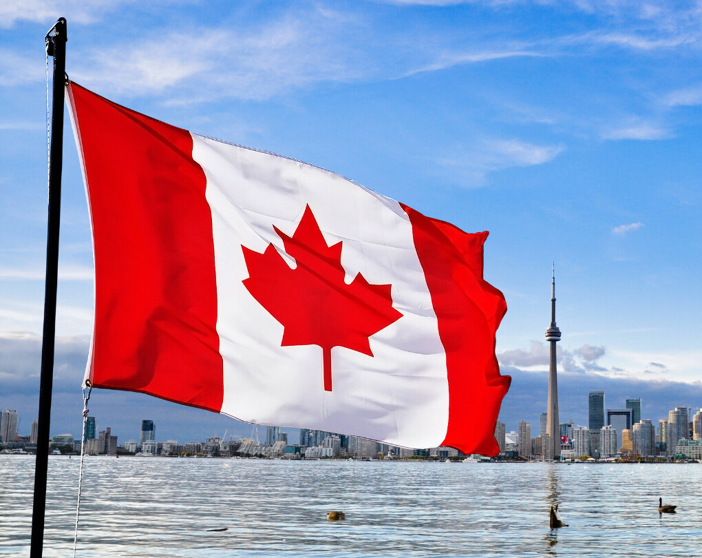 поездка в Канаду