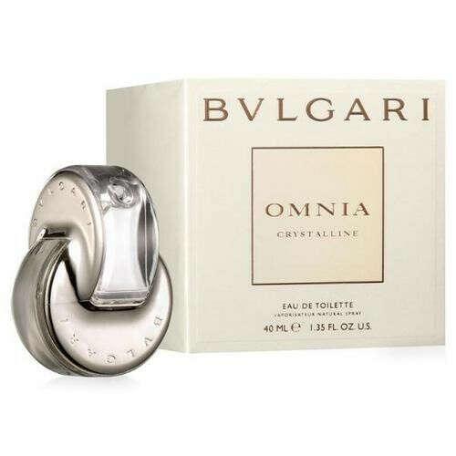 Туалетная вода BVLGARI Omnia Crystalline