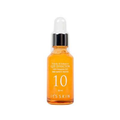 Its Skin, Сыворотка для лица с коэнзимом Q10 Power 10 Formula Q10 Effector, 30мл