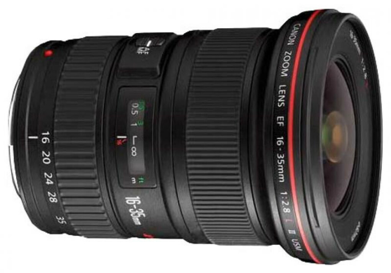 Объектив Canon EF 16-35mm f/2.8L