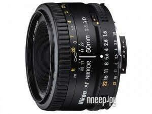 Nikon Nikkor AF 50 mm F/1.8 D