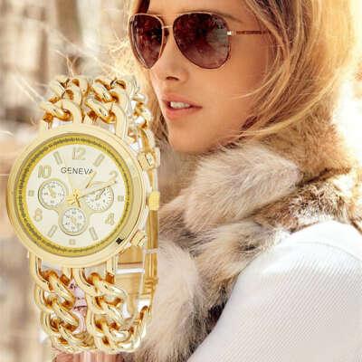 Женские кварцевые часы aliexpress