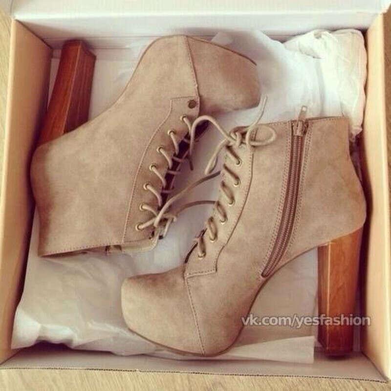 ... Много пар обуви Lita