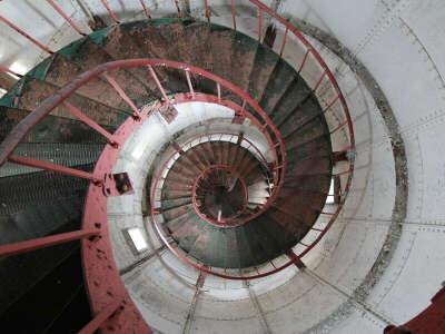 Побывать внутри маяка