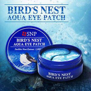 SNP Birds Nest Aqua Eye Patch