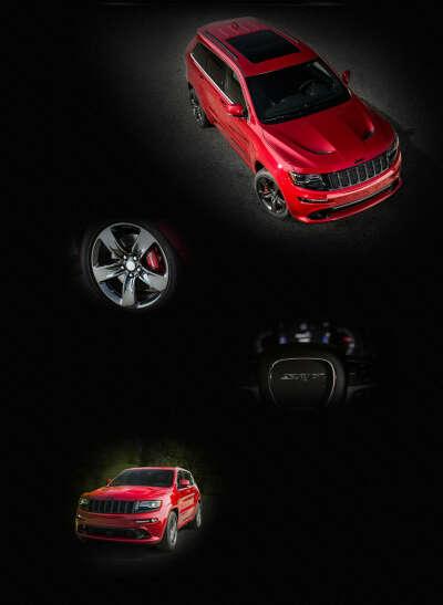 Новый Grand Cherokee SRT®