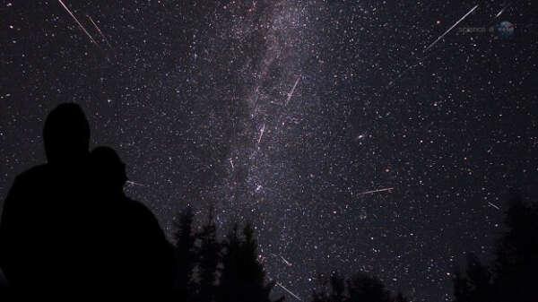 To go stargazing