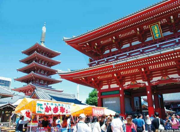 Поездка в Японию.