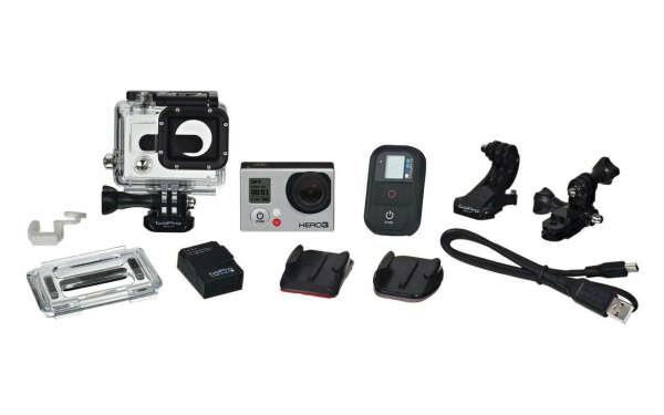 Камера Go-Pro HD Hero 3 Black Edition Adventure