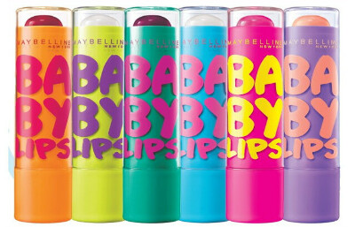 Блески для губ baby lips