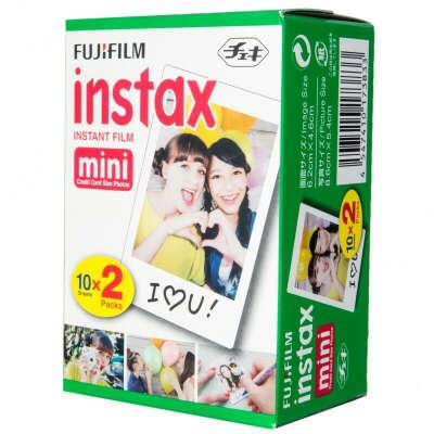 Катриджи на Instax mini 8