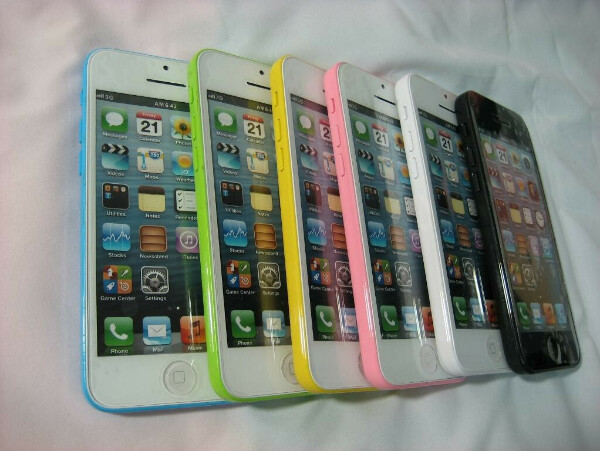 IPHONE 5C 1:1 NON-WORKING DUMMY OEM DISPLAY MODEL TOY -VARIETY OF COLORS