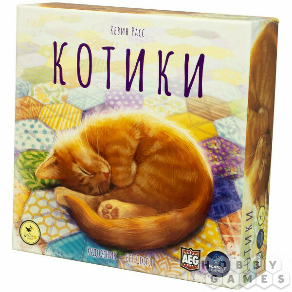 """Настольная игра """"Котики"""""""
