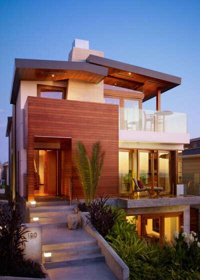 Дом с видом на море, горы или лес