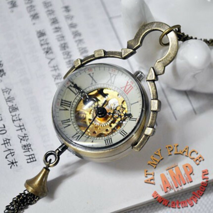 Часы Steampunk 2.0