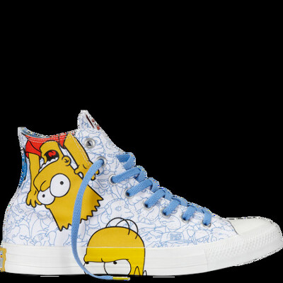Convers - Chuck Taylor The Simpsons