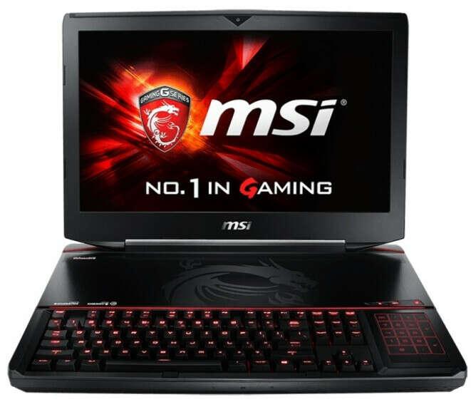 """MSIGT80 2QE Titan SLI (Core i7 4720HQ 2600 Mhz/18.4""""/1920x1080/16.0Gb/1256Gb HDD+SSD/DVD-RW/NVIDIA GeForce GTX 980M/Wi-Fi/Bluetooth/Win 8 64)— купить на Яндекс.Маркете"""