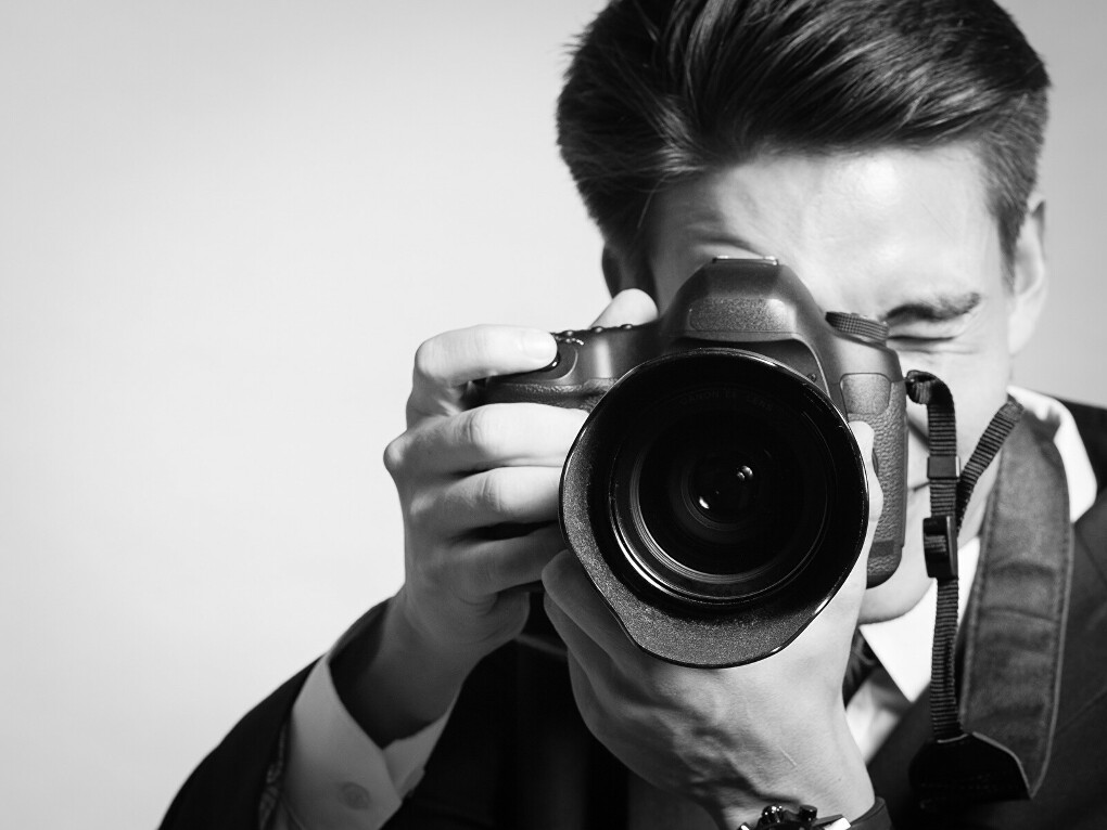 Профессиональная портретная фотосессия
