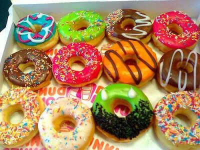 хочу пончиков.....МНОГО МНОГО ПОНЧИКОВ ^_^