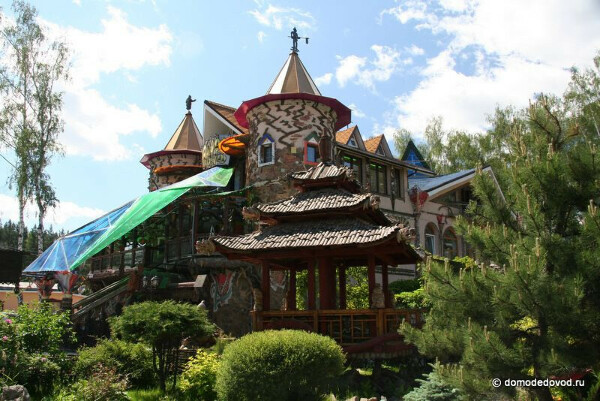 Домодедово музей сказок