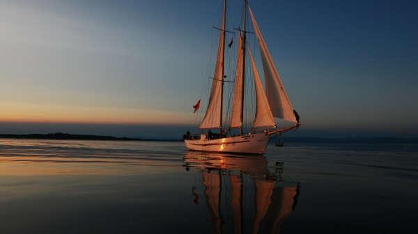Многодневное плавание на парусной яхте