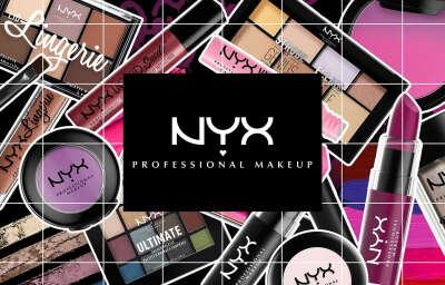 Сертификат NYX