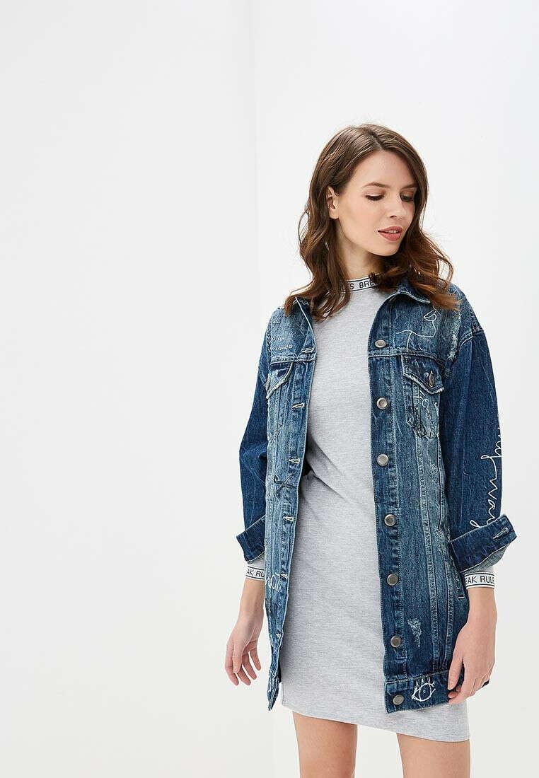 Куртка джинсовая Whitney в интернет-магазине Lamoda.ru