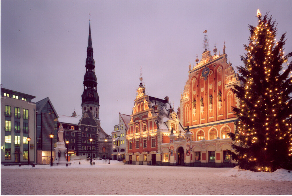 Посетить Латвию\Латвию